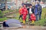 В центре Самары инормарка утонула в дорожной яме