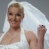 Волочкова удивила свадебным платьем