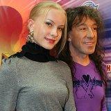 Владимир Кузьмин справил розовую свадьбу
