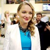 Актриса Екатерина Вилкова стала мамой