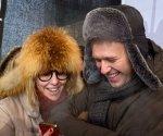 В Сети появилась запись разговоров Волочковой с Навальным и Собчак