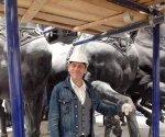 Михаил Шац в свой день рождения залез на Триумфальную арку
