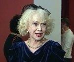 Немоляева появилась на публике после смерти мужа
