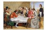 Возбужденный мужчина в классической живописи