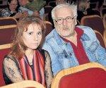 Борис Невзоров показал молодую любовницу