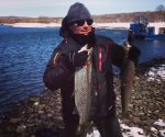 Басков отправился на Камчатку ловить рыбу