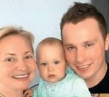 На кого похожа дочь Светланы Пермяковой?
