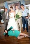 Лолита перепила на свадьбе друга