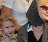 Дочь Ренаты Литвиновой - маленькая копия матери