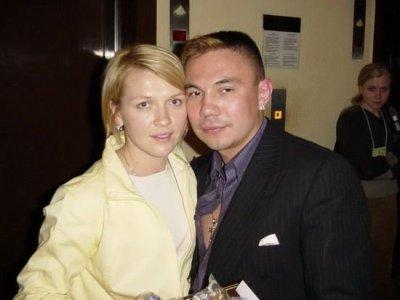 Костя Цзю после 20 лет брака решил развестись с женой.
