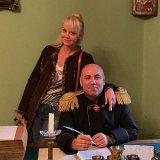 Валерия и Иосиф Пригожин отпраздновали годовщину свадьбы