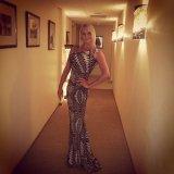 Новое фото Анастасии Волочковой в ее микроблоге