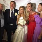 Пышная свадьба ведущей «Дома-2» Ксении Бородиной