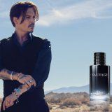 ELLE   Джонни Депп в рекламе нового аромата Christian Dior