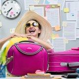 Cosmopolitan | Как вернуться к работе после отпуска