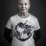 ELLE | Новый проект Vivienne Westwood – Спасите Арктику