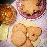 ELLE | Овсяное печенье