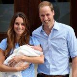 Cosmopolitan | Покрывало принца Георга - новый детский тренд?