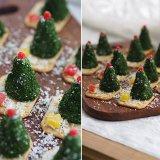 ELLE | Сырные елочки к праздничному столу