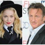 Cosmopolitan | Шон Пенн вернулся к Мадонне?